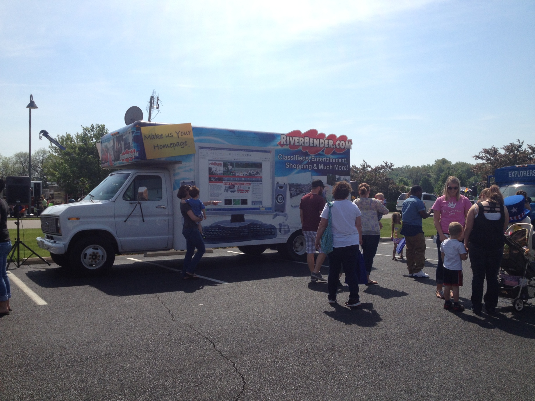 BIG Truck Day | Village of Godfrey, Illinois