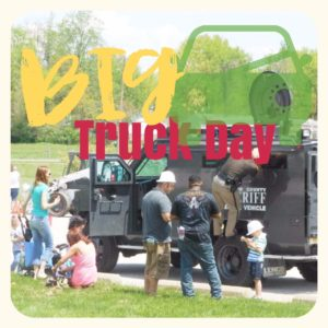 BIG Truck Day Graphic