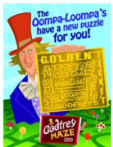 Godfrey's Golden Ticket